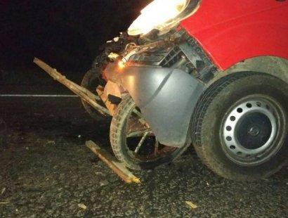 Трагедия произошла вечером на трассе «Одесса-Рени»