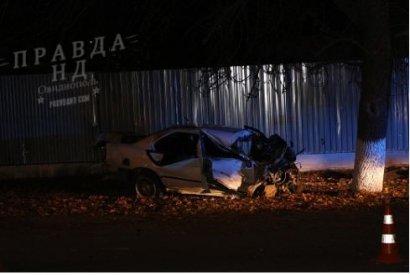 Одесский морпех, ветеран АТО погиб в ДТП в Овидиополе