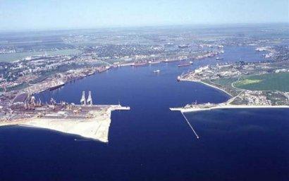 Государство намерено углубить порт Черноморска на… 445 миллионов гривен