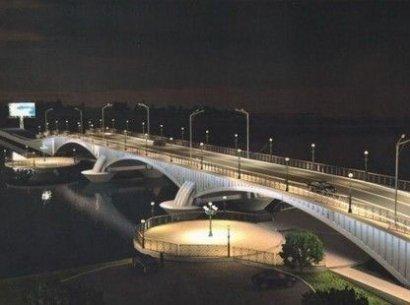 На строительство нового моста через Сухой лиман выделено почти 46,5 миллионов гривен