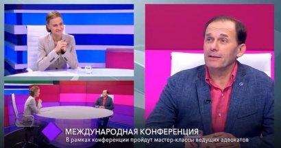 В студии - адвокат Игорь Фомин