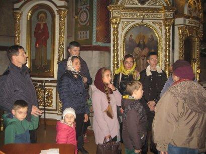 Церковно-приходская воскресная школа  и духовно-нравственное воспитание детей