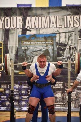 В Одессе прошел Чемпионат мира по пауэрлифтингу федерации WPUF