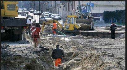Одесскую пересыпь снова раскопали
