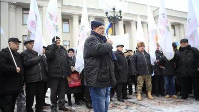 Ветераны-силовики Одесской области проведут акцию на пешеходном переходе