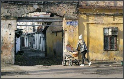 Молдаванка - место руин архитектурных экспериментов