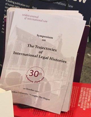 В столице международного права