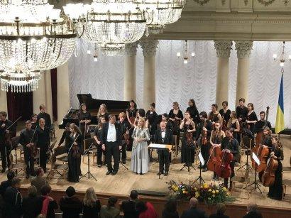 В Киеве прошел международный конкурс «Золотой саксофон»