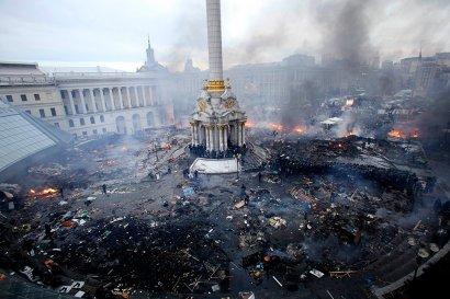 Очередная годовщина Майдана - праздник со слезами на глазах?