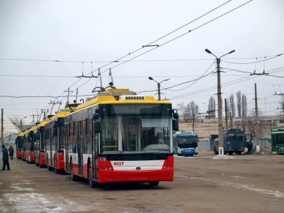 Одесский троллейбус: от победного сорок пятого – до наших дней