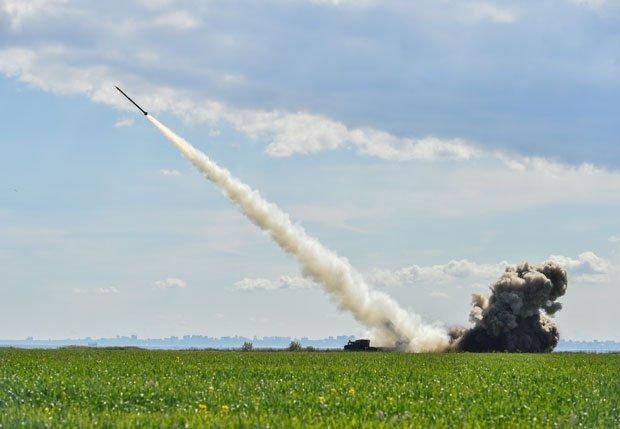 Точно вцель. Под Одессой испытали новый ракетный комплекс Ольха