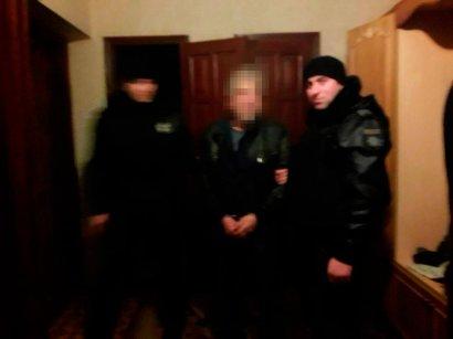 Семейную ссору в Одесской области пришлось «разруливать» не участковому, а… спецназу!