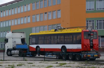 Процесс пошел – первые из 47 новых троллейбусов в ближайшее время будут в Одессе
