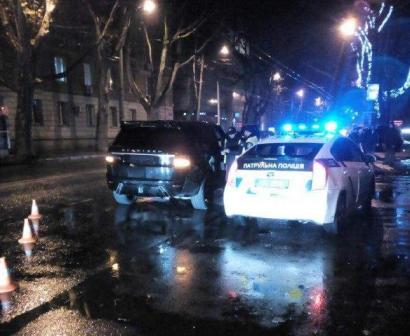 Два ДТП произошли в Одессе – угроза взрыва автомобиля и пострадавший пешеход