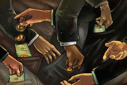 В борьбе с коррупцией побеждает коррупция