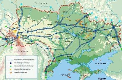 Украинскую ГТС «сплавляют» как ЧМП?!