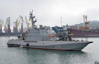 Украинские ВМС пополнились четырьмя новыми бронекатерами