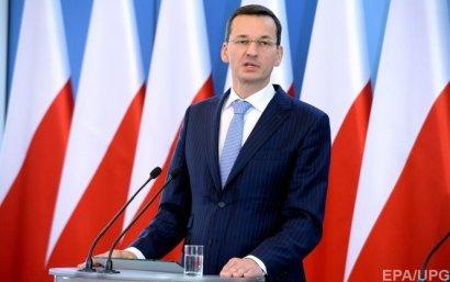 Новый премьер-министр Польши Матеуш Маровецкий: геноцид поляков на Волыни нельзя забыть