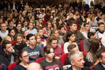 День открытых дверей в Национальном университете «Одесская юридическая академия»