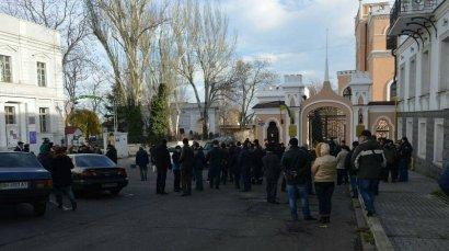 Охранники Одесского порта рискуют лишиться работы