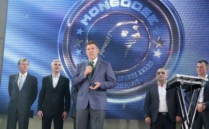 IX Международная премия Золотой Мангуст 2017 в Одессе