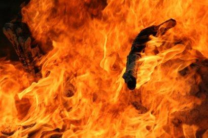 В Одесской области горел противотуберкулезный диспансер