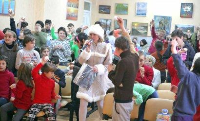 Праздник Святого Николая — для особенных детей