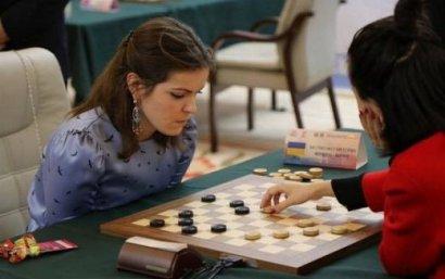 Одесская шашистка завоевала серебро на турнире в Китае