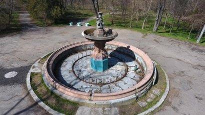 Новая жизнь старых фонтанов