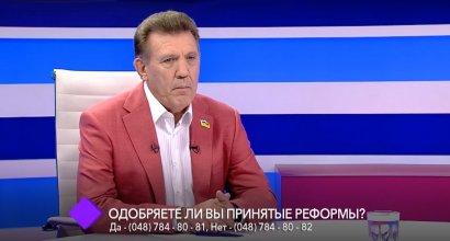 Сергей Кивалов: в стране идет имитация реформ, направленная против народа!