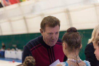 В Одессе прошел международный турнир по художественной гимнастике «Winter star»