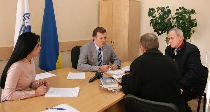 Одесситы обратились за помощью к народному депутату Украины