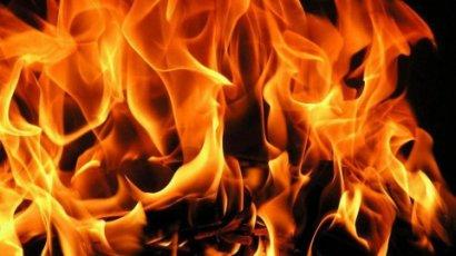 В Одесской области сгорел жилой дом. Хозяйка в реанимации