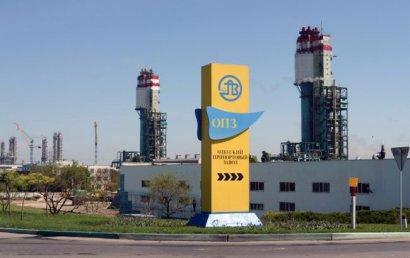 Одесский Припортовый завод заработает уже в январе. Причем на полную мощность