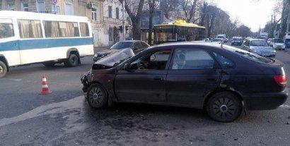 Новое ДТП в центре Одессы. Пострадал ребенок