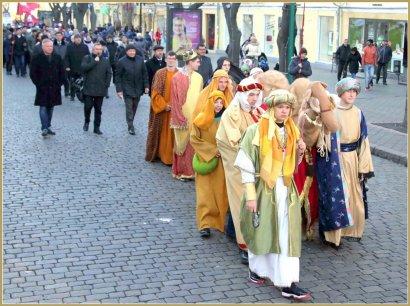 Рождественское шествие