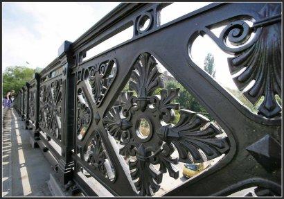 Стоимость реконструкции моста Коцебу составила около пятидесяти пяти миллионов гривен