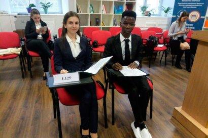 Одесские студенты победили в Международных соревнованиях имени Джона Б. Стетсона