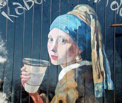Кофе вдохновляет, исправляет и даже вынуждает писать картины