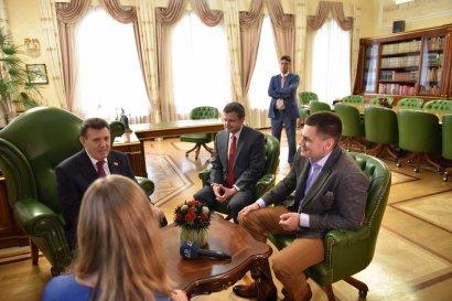 Одесский вуз стал центром международного сотрудничества Украины