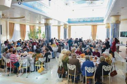 В преддверии Нового года в Одессе чествовали ветеранов