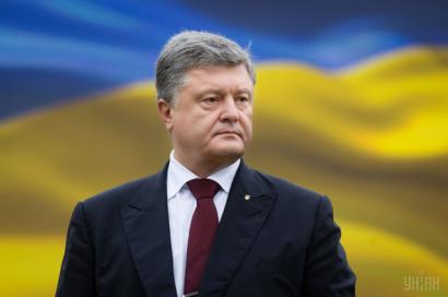 Сегодня Президент Украины Петр Порошенко находится с рабочим визитом в Одесской области