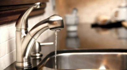 К Новому году – отключили воду?