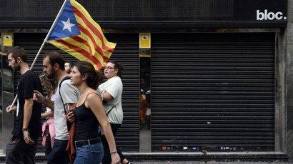 Кризис обошелся Каталонии в € 1 млрд - министр