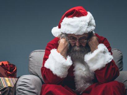 Уходи, Санта? Или как быть, если настроение совсем не новогоднее?