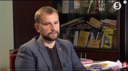 """Вятрович предложил признать период в составе СССР """"оккупацией"""""""