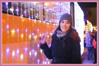Парад Рождественских трамваев (ВИДЕО)