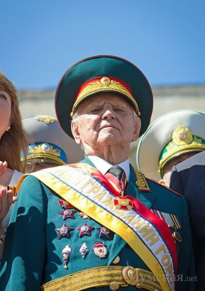 Красноармеец Горелов не мечтал стать генералом, но судьбе было угодно, чтобы он им стал
