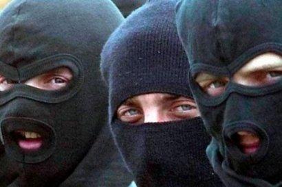 Ограбление в «голливудском стиле» произошло накануне в Одессе