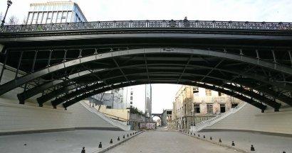 Мост Коцебу в новом облачении